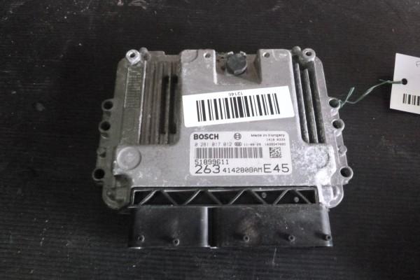 Fiat Doblo 3 Riadiaca Jednotka motora 1.6mjet 51899611