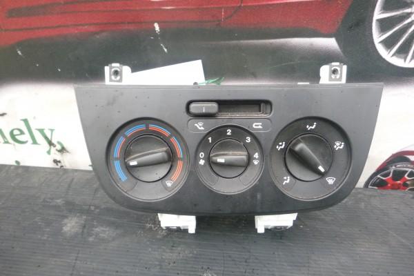 Fiat qubo manualne ovladanie klimatizacie