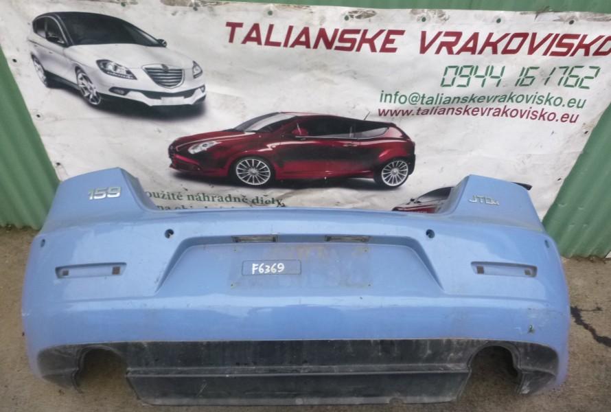 Alfa Romeo 159 2.4jtd zadny naraznik