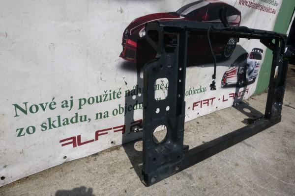 Alfa Romeo Giulietta predne celo