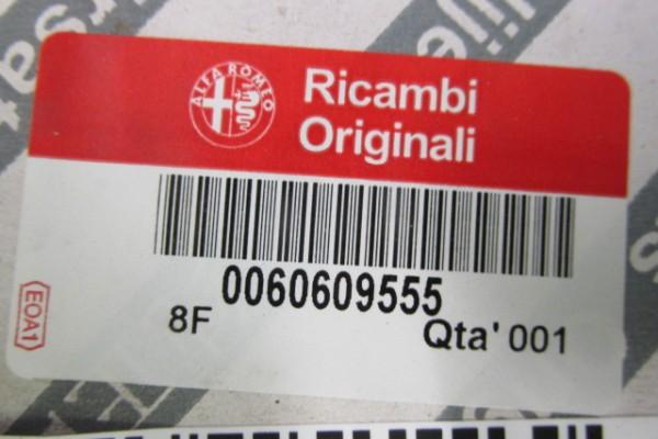 Alfa Romeo 166 nova Lava Zadna Vonkajsia Klucka 60609555