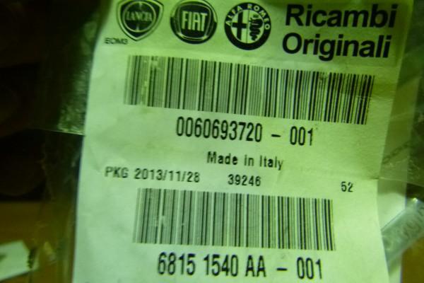 Alfa romeo 159/spider/brera nova packa otvaranie kapoty/spodna cast 156057202