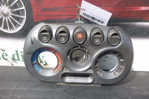 Fiat Multipla ovladanie/vypinac hmlovky
