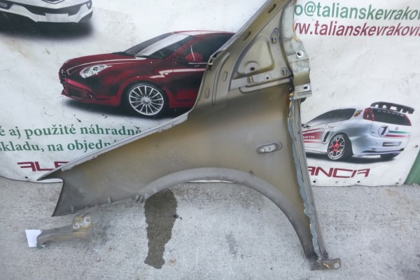 Fiat Multipla 2 pravy predny blatnik