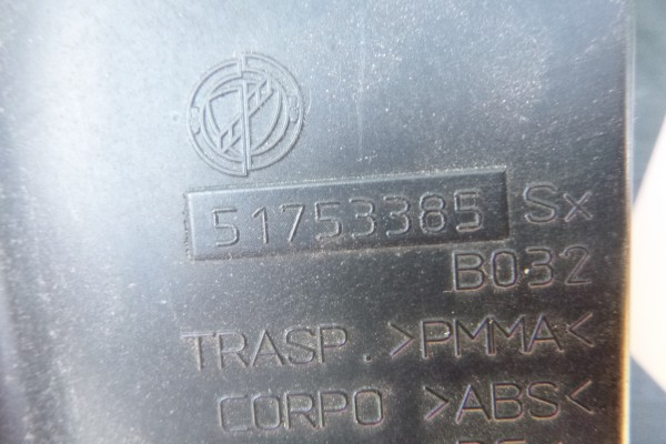 Lancia Ypsilon 2 Lave Zadne Svetlo 51753385