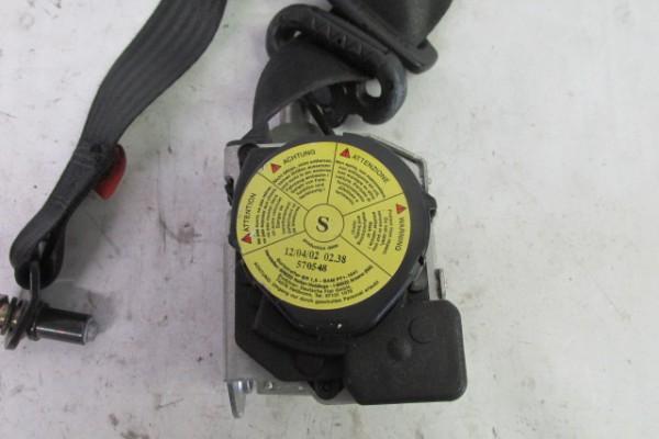 Alfa romeo 147 5dverak lavy predny bezpecnostny pas