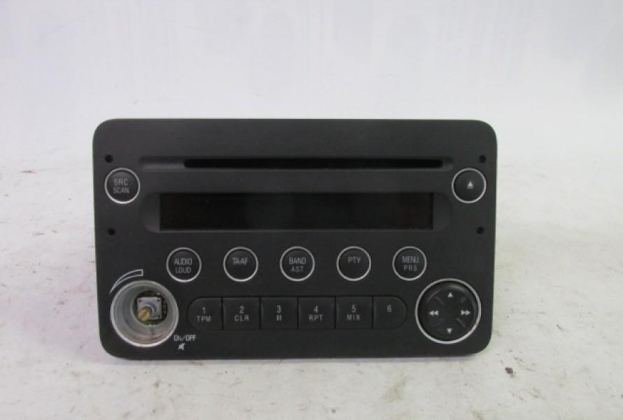 Alfa Romeo 159 radio/poskodene 156070442