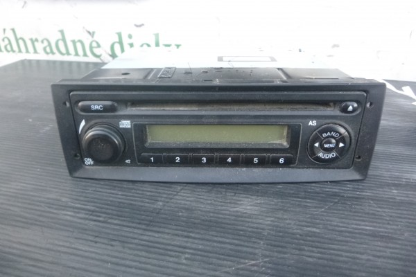 Fiat Doblo 3 radio 7355124860