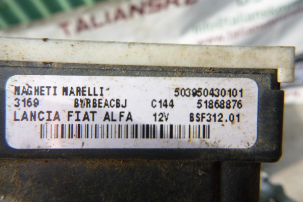 Fiat Doblo 3 1.6mjet elektronika start/stop 51868876