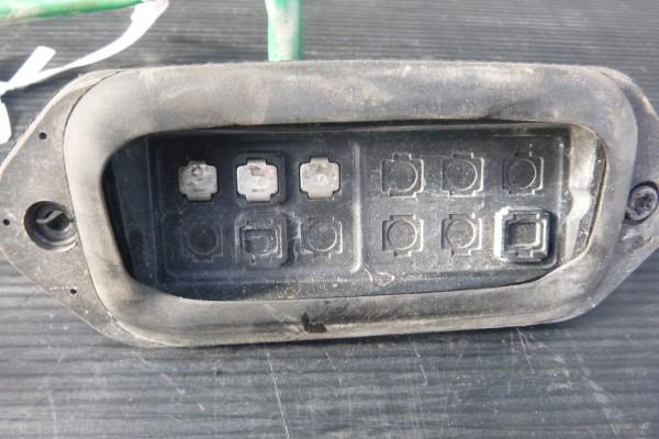 Fiat doblo 3 konektor bocnich dveri lavy 51810712