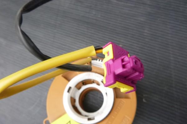 Fiat Doblo 3 slimak pod volant