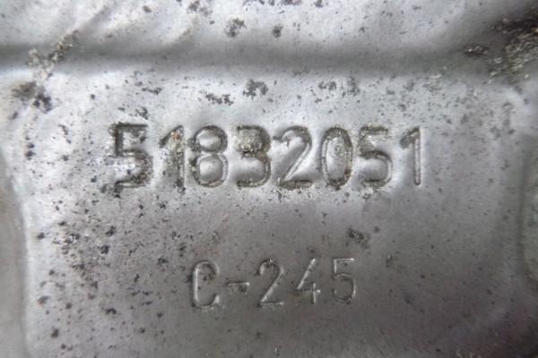 Fiat Doblo 3 1.6mjet tepelna clona 51832051