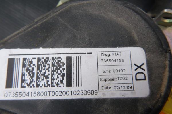 Fiat Doblo 3 Cargo Pravy Predny Bezpecnostny Pas 735504158