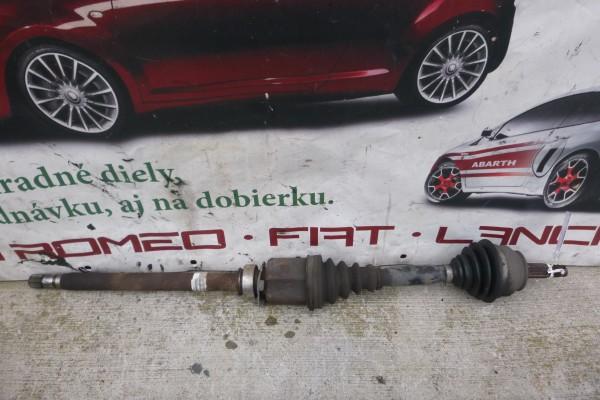 Fiat doblo 3 1.6mjet pravy poloos 55214684