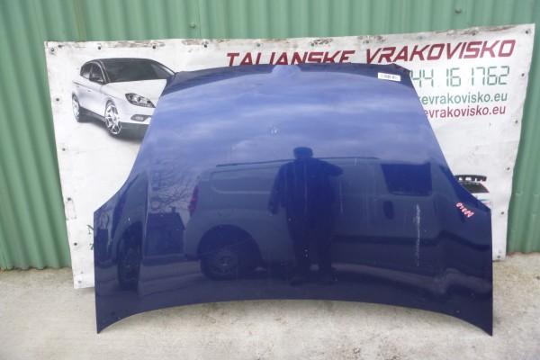Fiat Doblo 3 Modra Kapota