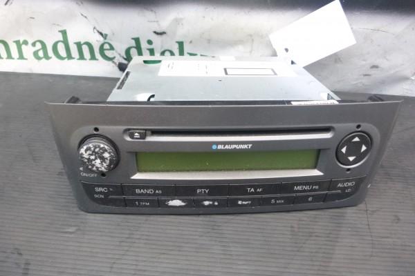 Fiat Grande Punto Radio