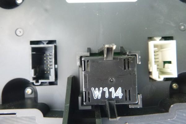 Fiat 500 automaticke ovladanie klimatizacie 735491193