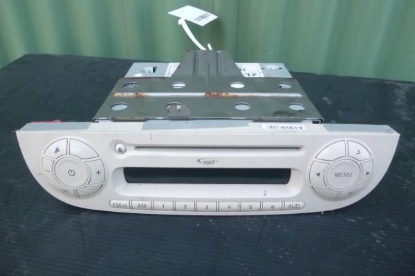 Fiat 500 mp3 radio/bosch