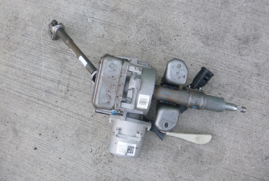 Fiat 500 elektricke servoriadenie 735526392