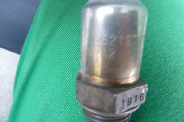 Fiat 500 lambda sonda 55219791