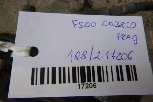 Fiat 500 1.4benzin/1.3jtd pravy predny brzdovy strmen