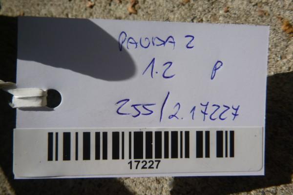 Fiat Panda 2 1.2benzin pravy poloos