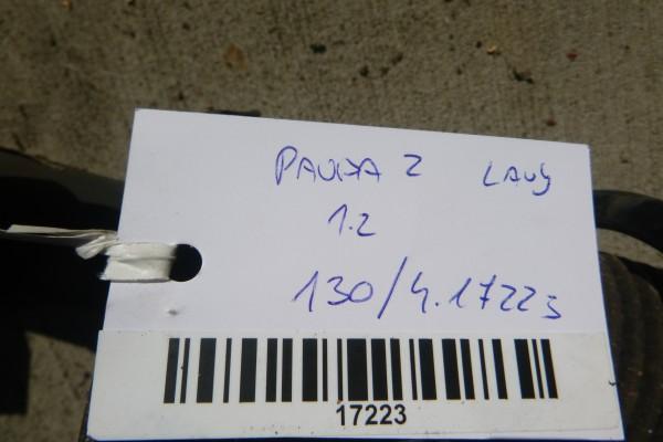 Fiat Panda 2 1.2benzin lavy predny tlmic/zlty/modry/biely