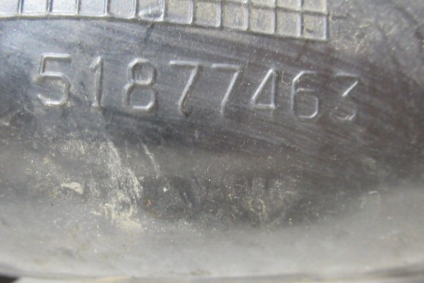 Fiat Grande Punto 1.3diesel vzduchova hadica 51877463